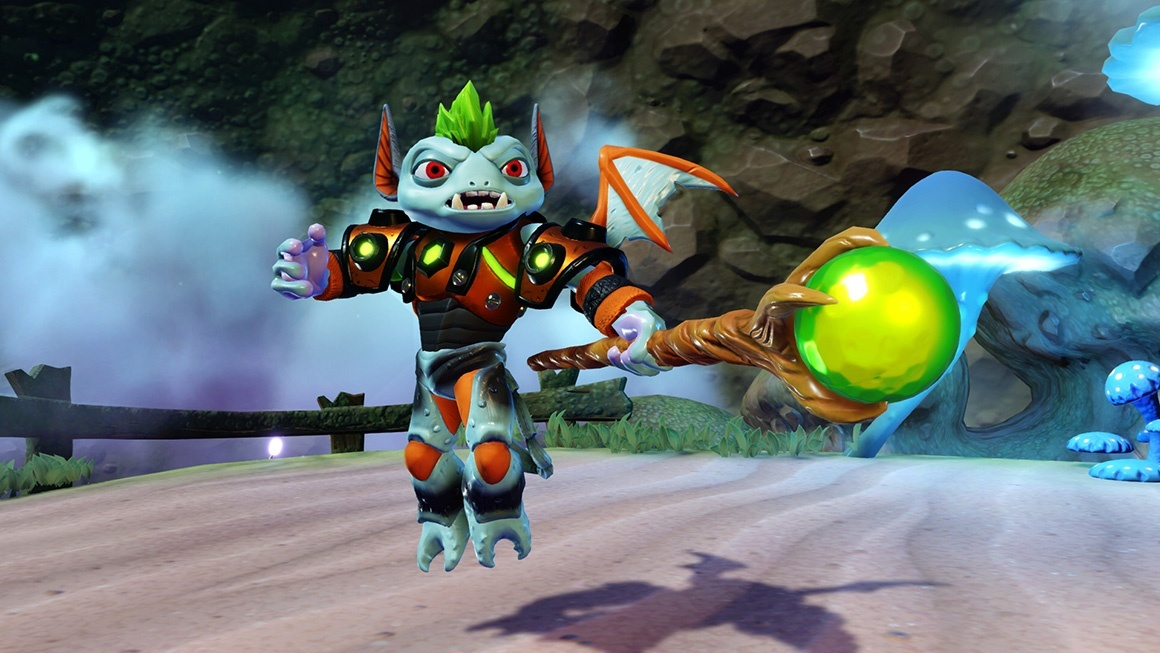 Screenshot for Skylanders Imaginators on Nintendo Switch