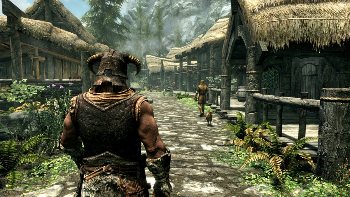 Screenshot for The Elder Scrolls V: Skyrim Special Edition on PC