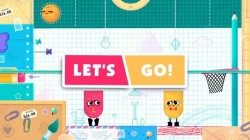 Screenshot for Snipperclips: Cut it Out, Together! - click to enlarge