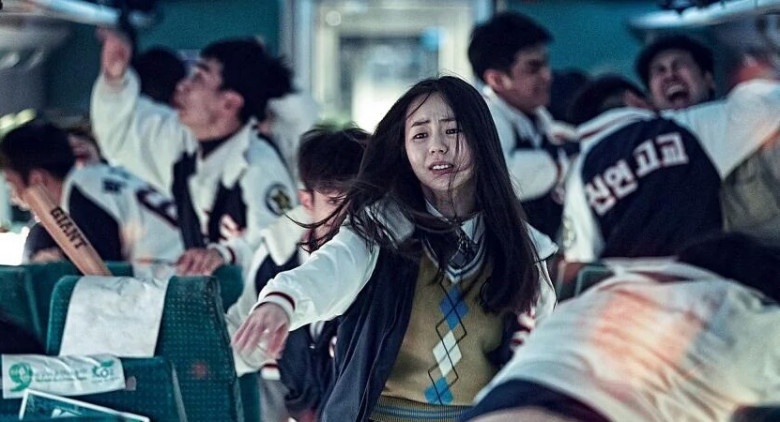 Image for DVD Movie Review: Train to Busan (Lights, Camera, Action!)