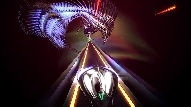 Screenshot for Thumper on Nintendo Switch