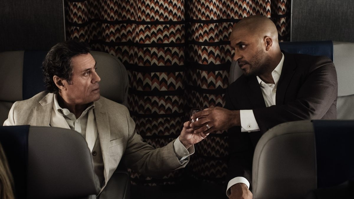 Image for DVD Review: American Gods (Lights, Camera, Action!)