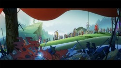 Screenshot for The Banner Saga 2 - click to enlarge