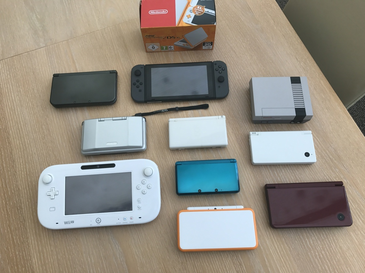 Image for Nintendo 2DS XL Photos Galore!