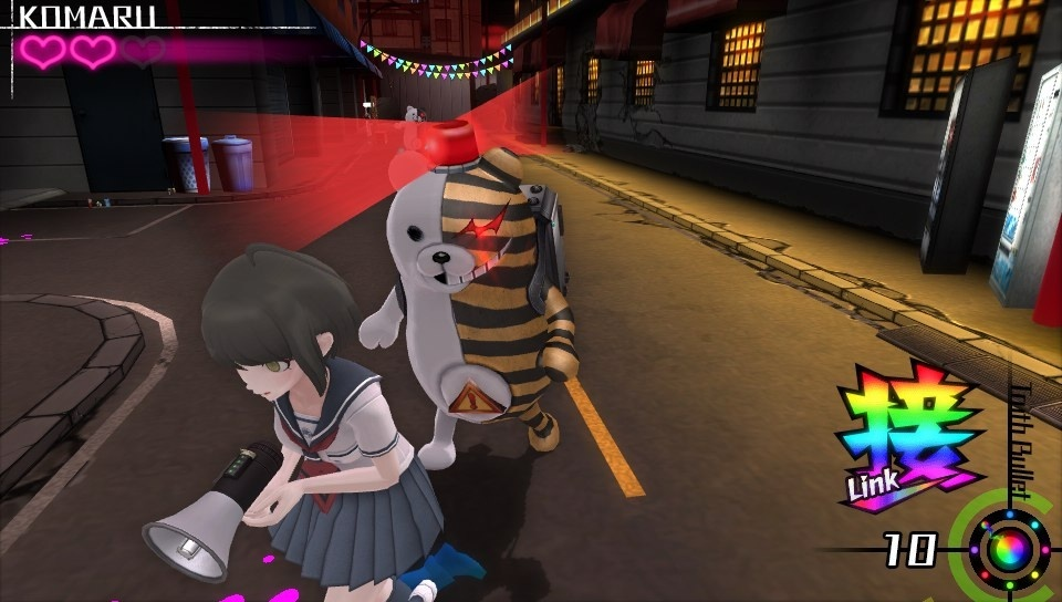 Screenshot for Danganronpa Another Episode: Ultra Despair Girls on PlayStation 4