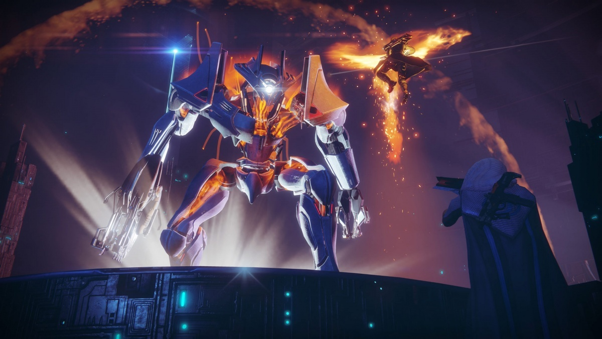 Screenshot for Destiny 2 on PlayStation 4