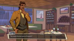 Screenshot for Dream Daddy: A Dad Dating Simulator - click to enlarge