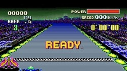 Screenshot for F-Zero - click to enlarge
