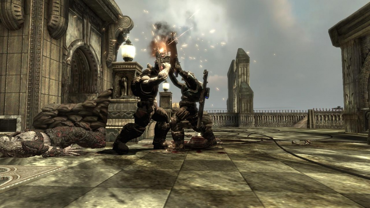 Screenshot for Gears of War 2 on Xbox 360