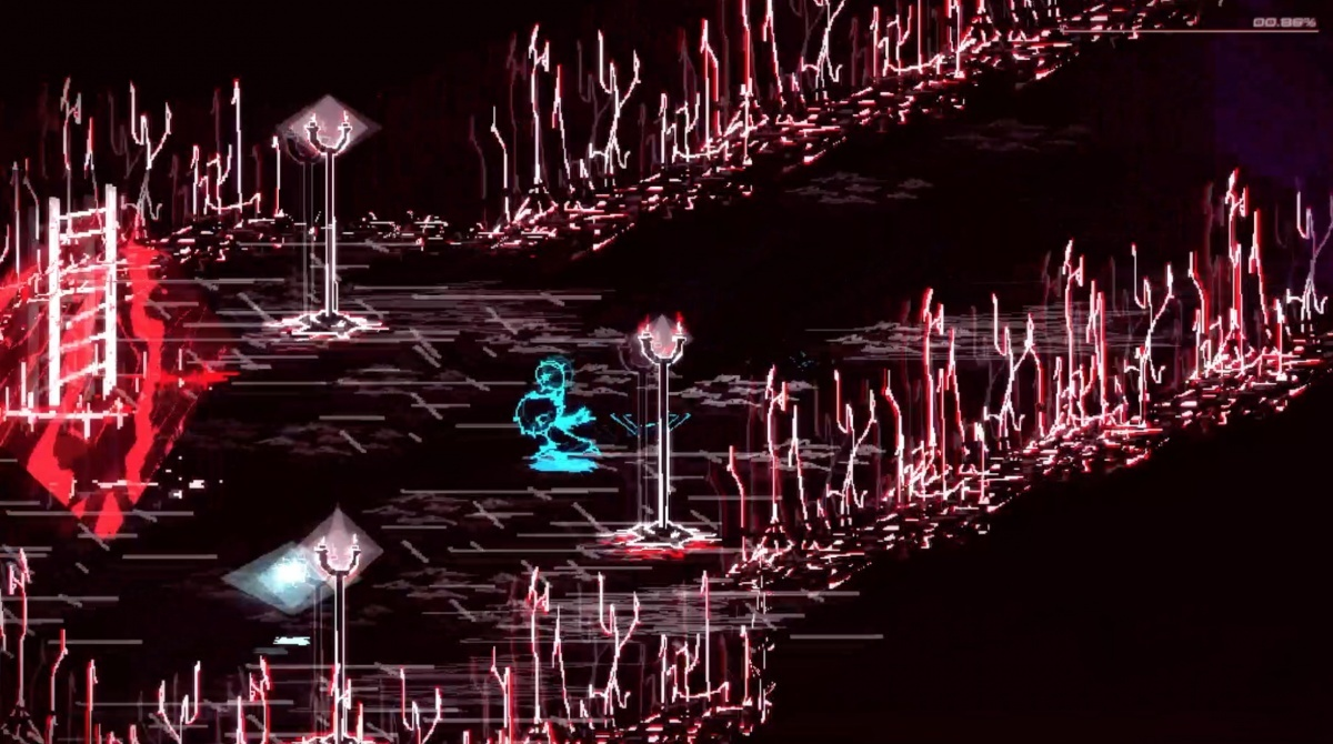 Screenshot for Lucah: Born of a Dream on PC