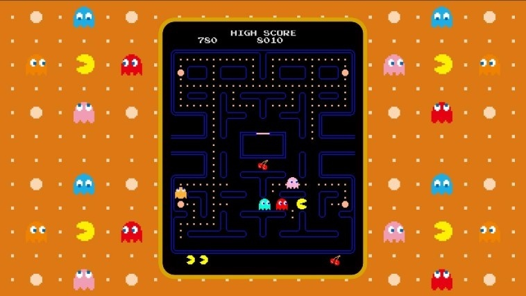 Screenshot for Namco Museum on Nintendo Switch