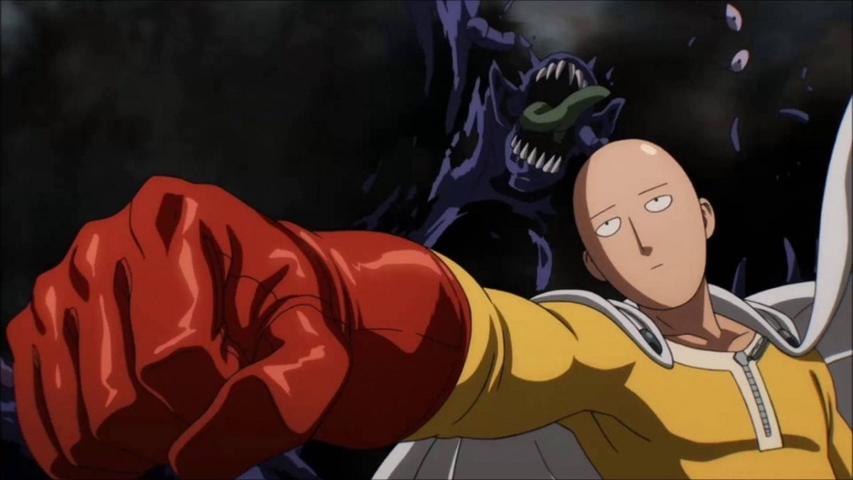 Image for Anime Review: One-Punch Man (Lights, Camera, Action!)