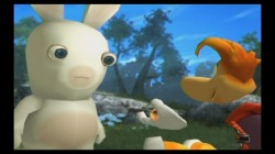 Screenshot for Rayman Raving Rabbids - click to enlarge