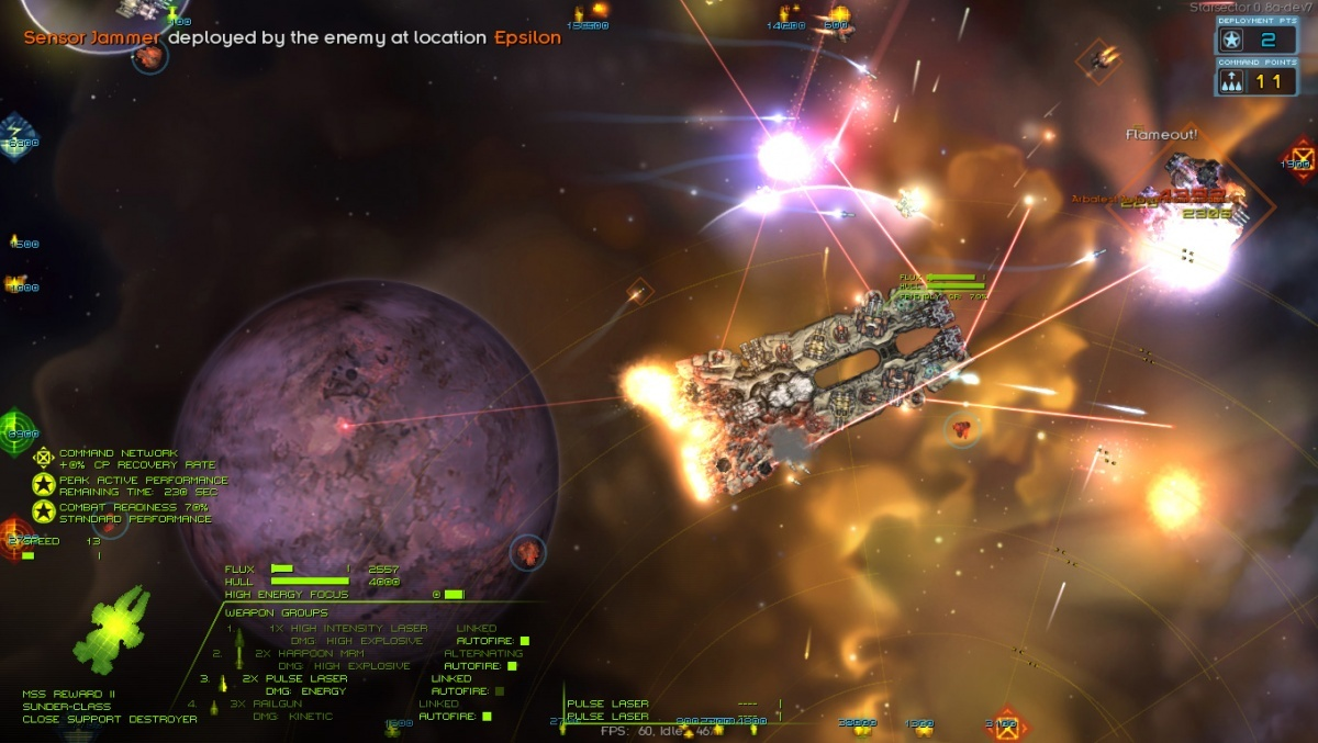Screenshot for Starsector on PC