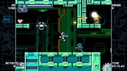Screenshot for Mighty Gunvolt Burst - click to enlarge