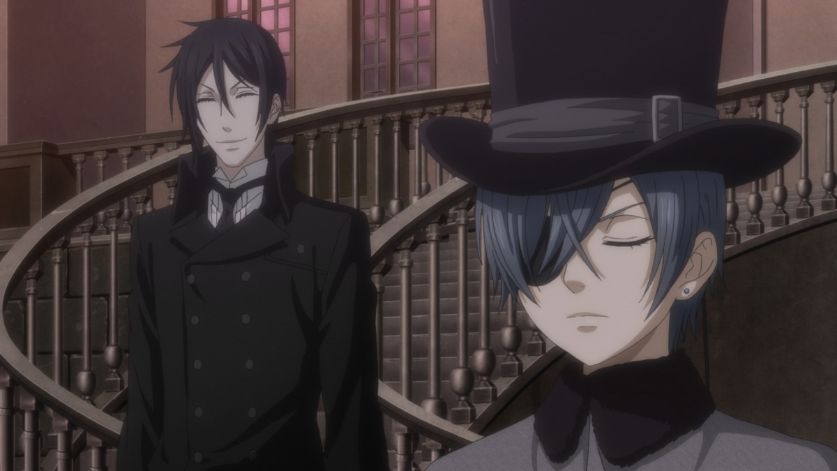 Image for Anime Review: Black Butler Season 3 (Lights, Camera, Action!)