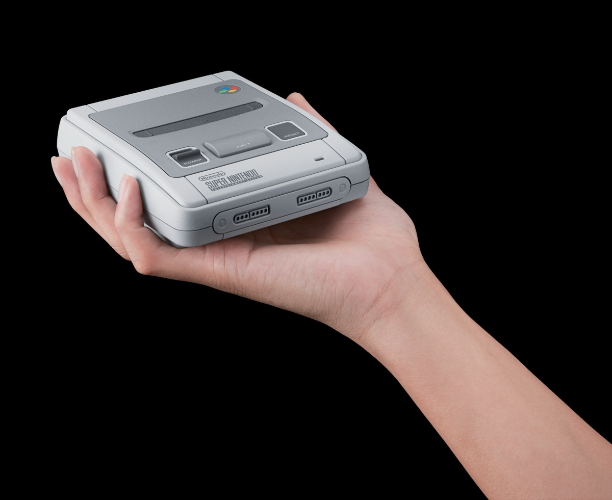 Image for Nintendo Releasing SNES Mini in September