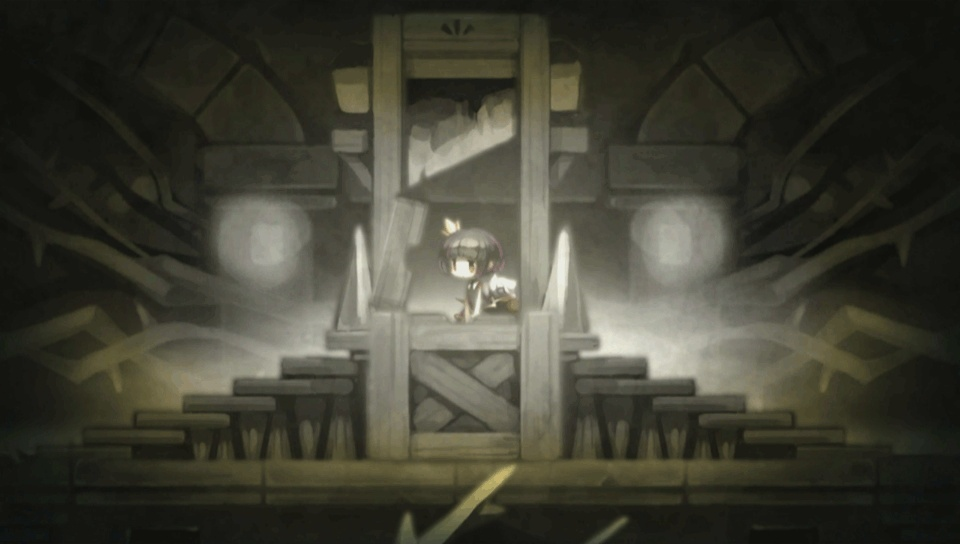 Screenshot for A Rose in the Twilight on PS Vita