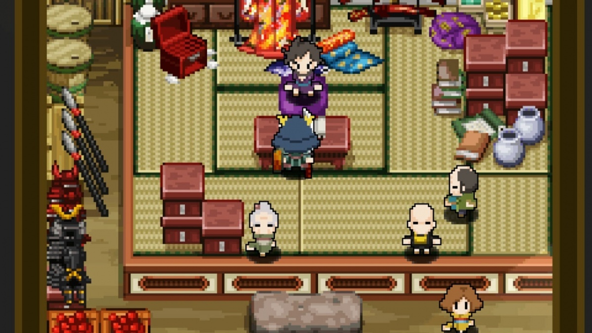 Screenshot for Cladun Returns: This is Sengoku! on PlayStation 4