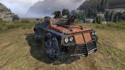 Screenshot for Crossout - click to enlarge