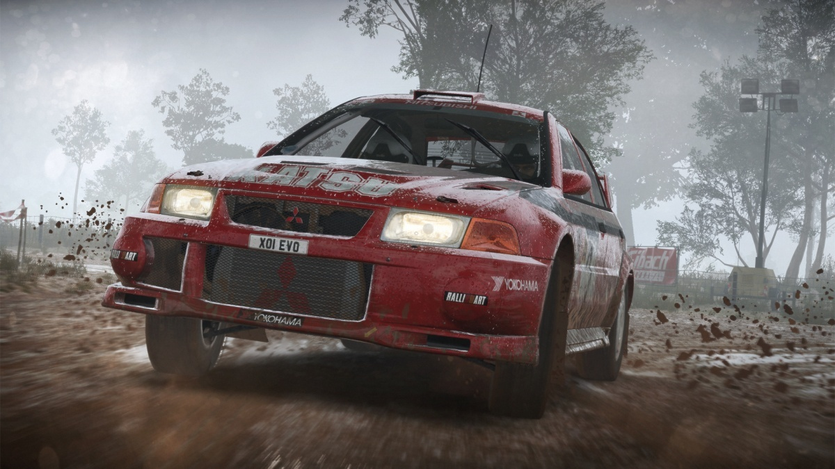 Screenshot for DiRT 4 on Xbox One