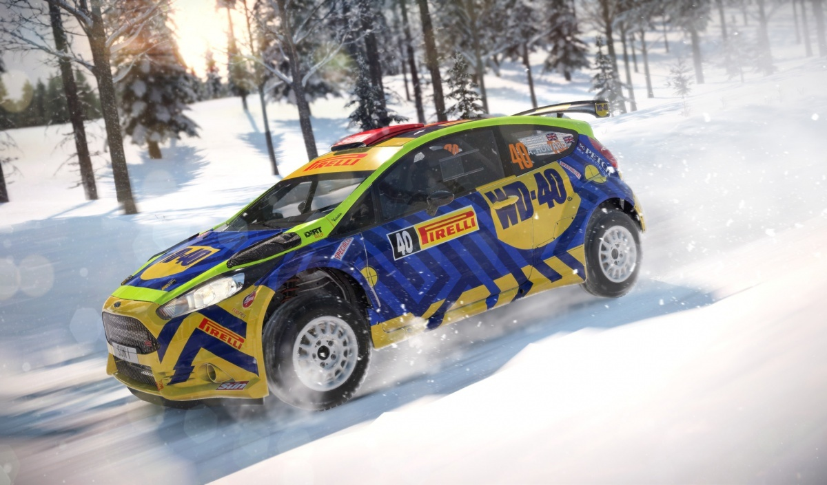 Screenshot for DiRT 4 on PlayStation 4
