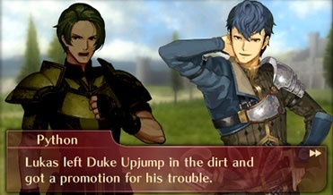 Screenshot for Fire Emblem Echoes: Shadows of Valentia - Rise of the Deliverance Pack on Nintendo 3DS