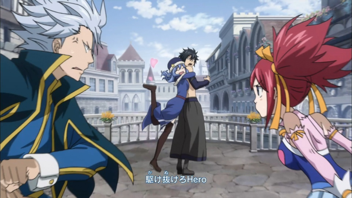 Image for Anime Review: Fairy Tail Part 15 (Lights, Camera, Action!)