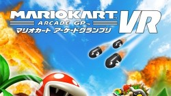 Screenshot for Mario Kart Arcade GP VR - click to enlarge