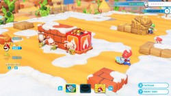 Screenshot for Mario + Rabbids Kingdom Battle - click to enlarge