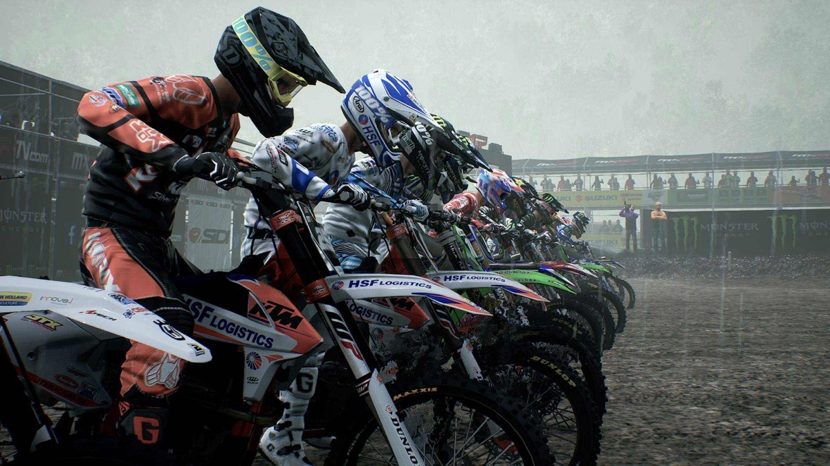 Screenshot for MXGP3: The Official Motocross Videogame on Xbox One