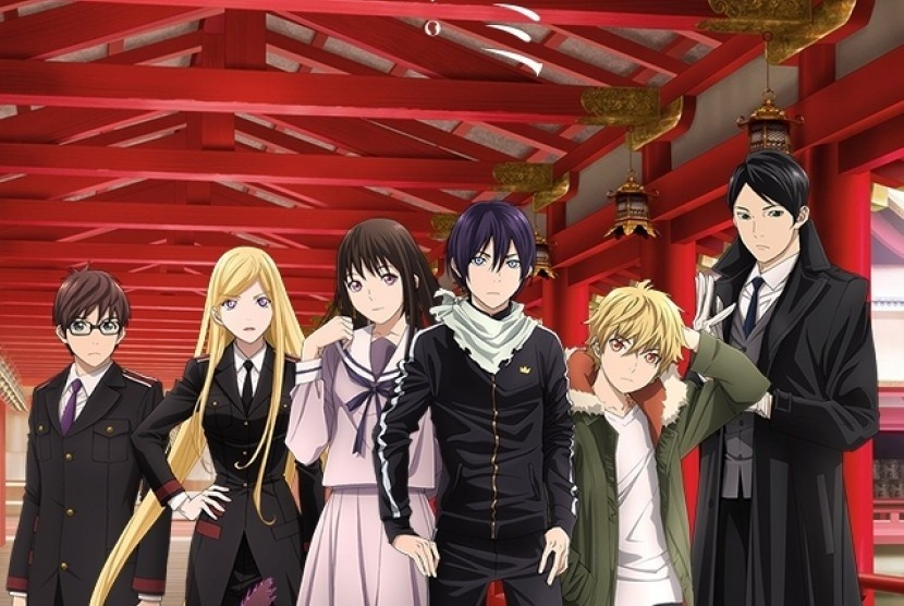 Image for Anime Review: Noragami Aragoto (Lights, Camera, Action!)