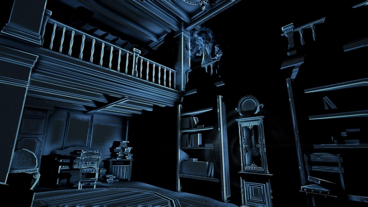Screenshot for Perception on PlayStation 4