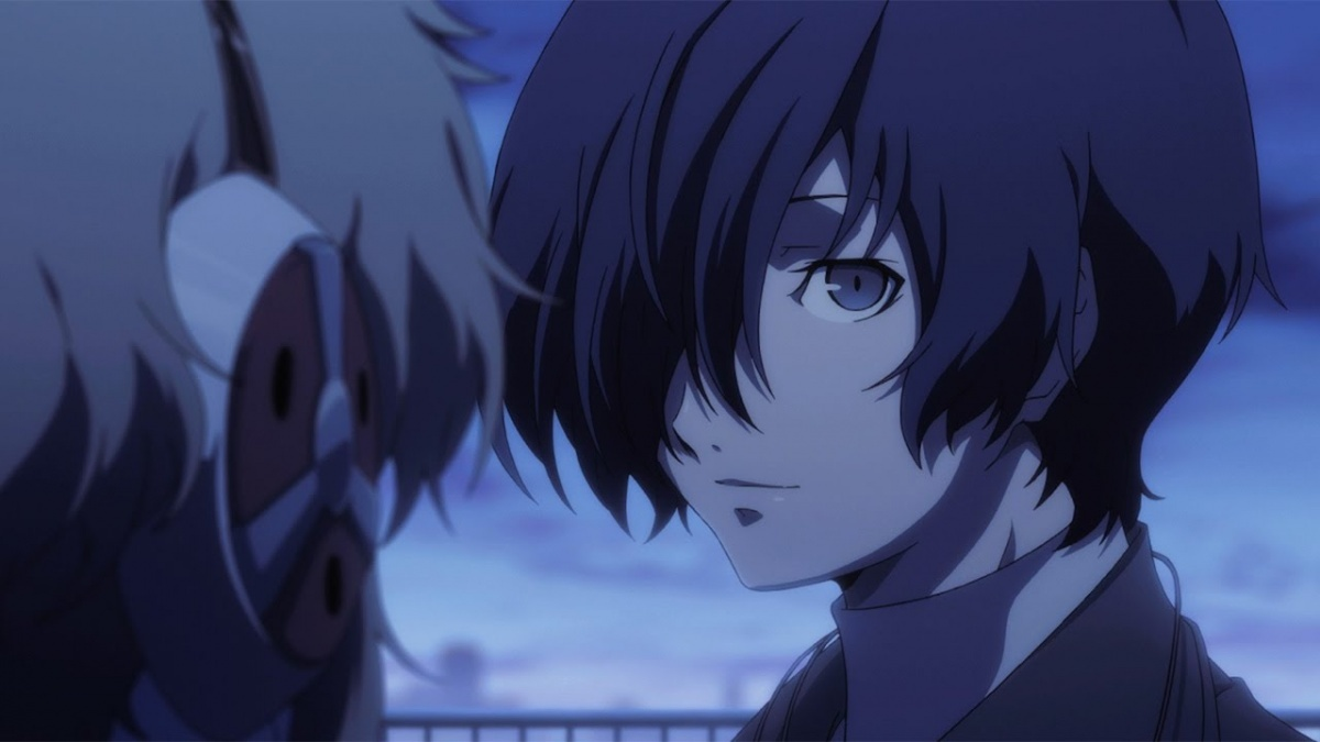 Image for Anime Review: Persona 3 The Movie #4 - Winter of Rebirth (Lights, Camera, Action!)