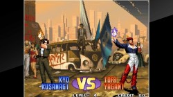 Screenshot for ACA NeoGeo: The King of Fighters