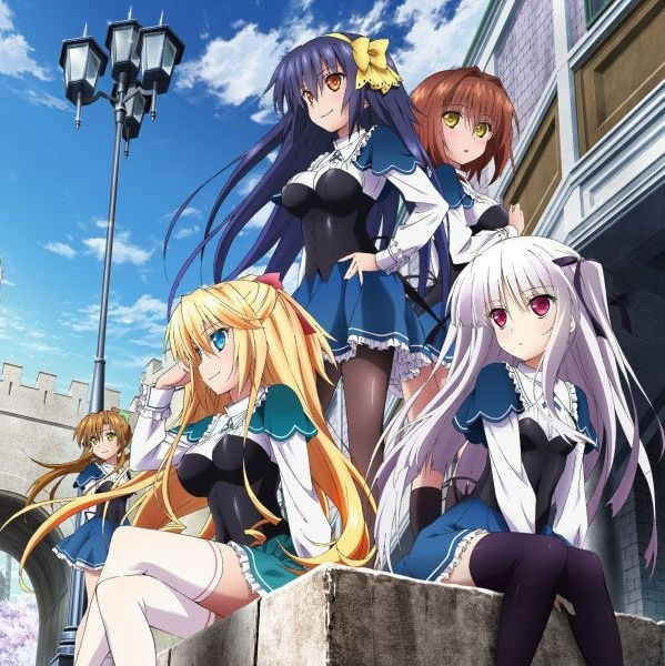 Image for Anime Review: Absolute Duo (Lights, Camera, Action!)