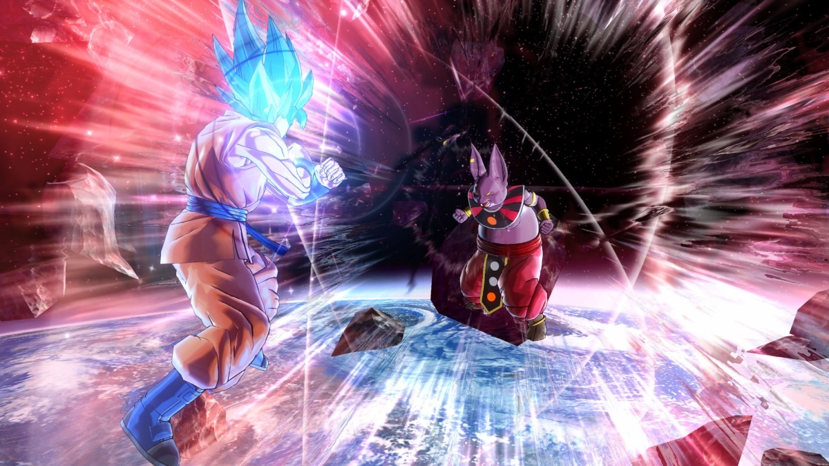 Screenshot for Dragon Ball: Xenoverse 2 - DB Super Pack 2 on PlayStation 4