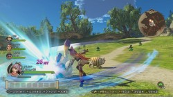 Screenshot for Dragon Quest Heroes I & II - click to enlarge