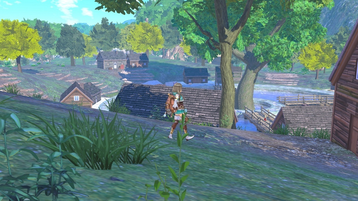 Screenshot for Atelier Firis: The Alchemist and the Mysterious Journey on PlayStation 4