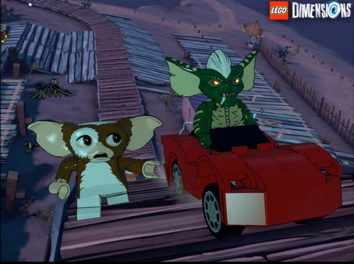 Lego Dimensions Gremlins Team Pack Wii U Screens And Art