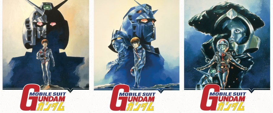 Image for Anime Review: Mobile Suit Gundam Movie Trilogy (Lights, Camera, Action!)