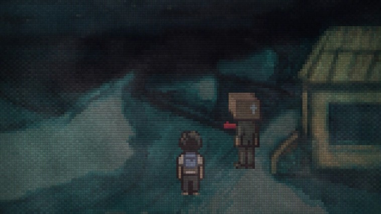 Screenshot for Lone Survivor: The Director's Cut on Wii U
