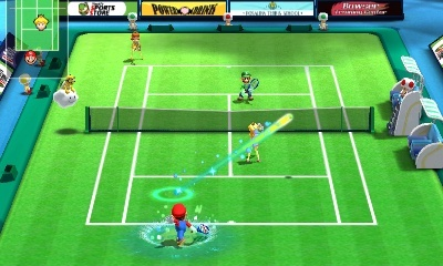 mario sport superstar nintendo 3ds