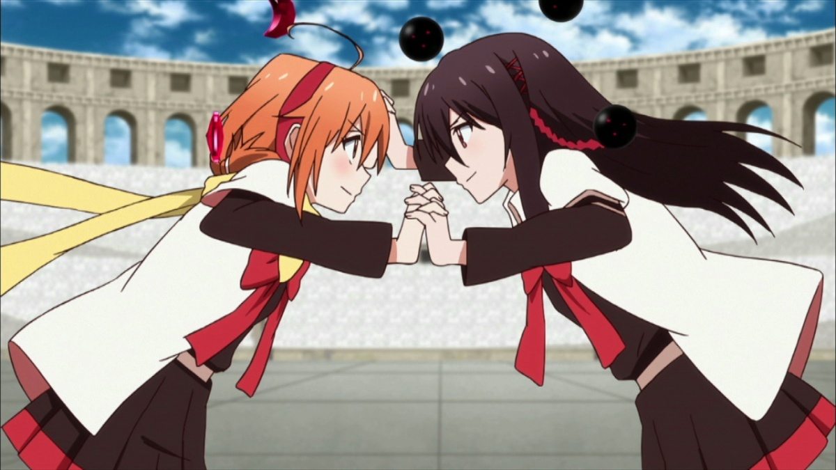Image for Anime Review: Mikagura School Suite (Lights, Camera, Action!)