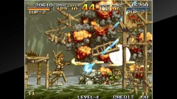 Screenshot for ACA NeoGeo: Metal Slug - click to enlarge