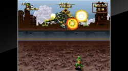 Screenshot for ACA NeoGeo: NAM-1975 - click to enlarge