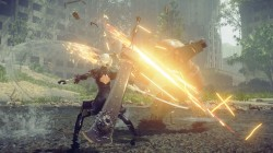 Screenshot for Nier: Automata - click to enlarge