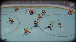 Screenshot for Old Time Hockey - click to enlarge