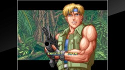 Screenshot for ACA NeoGeo: Shock Troopers - click to enlarge