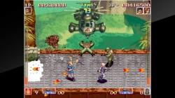 Screenshot for ACA NeoGeo: Shock Troopers - click to enlarge